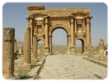 Destination Timgad